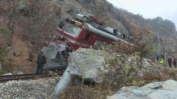 Движението на влаковете през Кресненското дефиле няма да бъде пуснато днес