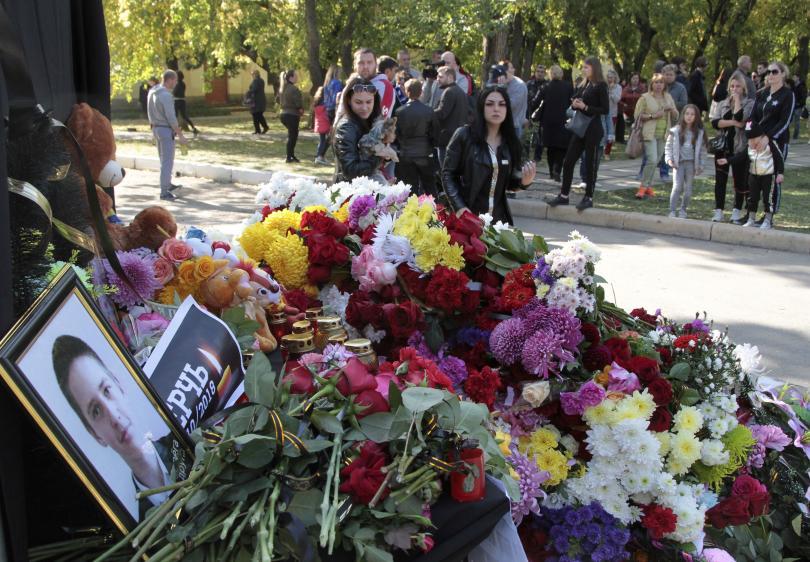 21-а са вече жертвите след кръвопролитието в кримския град Керч,