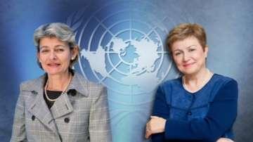 Георгиева на равни начала с останалите кандидати за ген. секретар на ООН