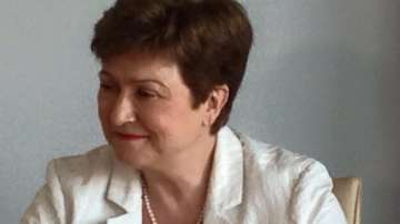Кристалина Георгиева: Докато е в ЕС, вноските на Великобритания остават същите