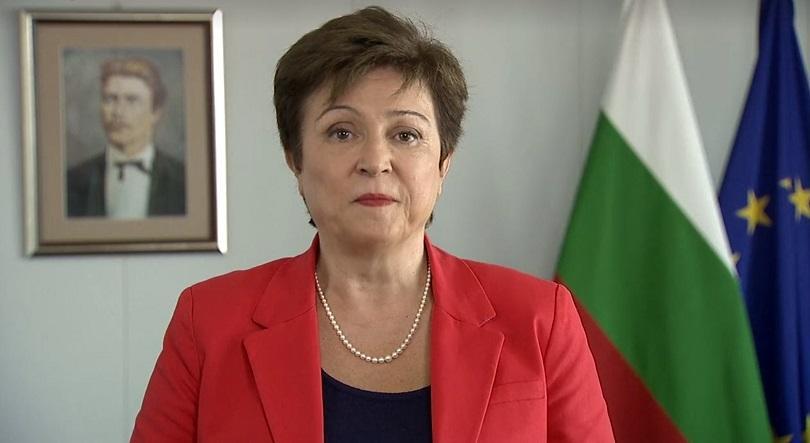 Кристалина Георгиева се чувства готова да оглави ООН
