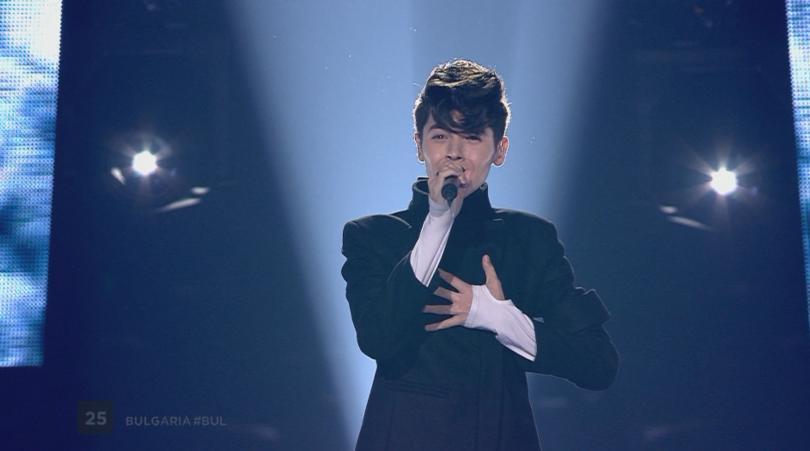 снимка 1 Вижте изпълнението на Кристиан Костов на финала на Евровизия 2017 (ВИДЕО)