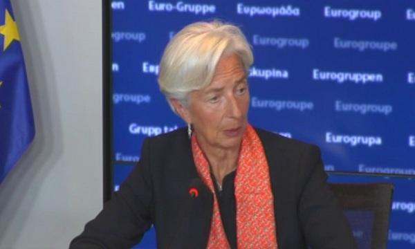Лагард: Еврозоната е в по-добро финансово състояние, но не достатъчно стабилна