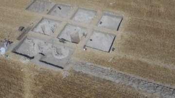 Археолози откриха огромна базилика в полето на Кермен