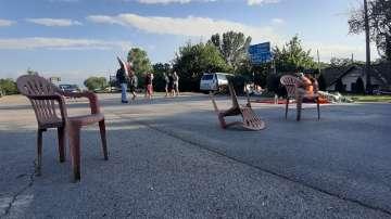 Животновъдите от протеста край сливенското село Крушаре се оттеглят