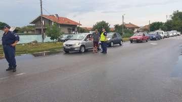 Пътят Сливен-Ямбол е отворен за движение