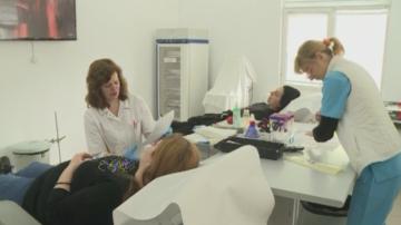 Кръвният център във Варна с нова апаратура за изследване на донорската кръв