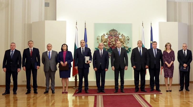 Започна заседанието на Консултативния съвет за национална сигурност, свикан днес