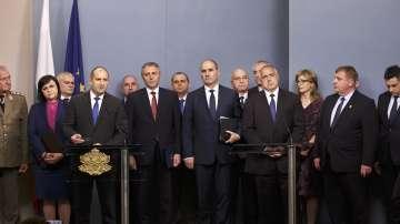 След КСНС: Към момента няма преки заплахи за националната сигурност на България