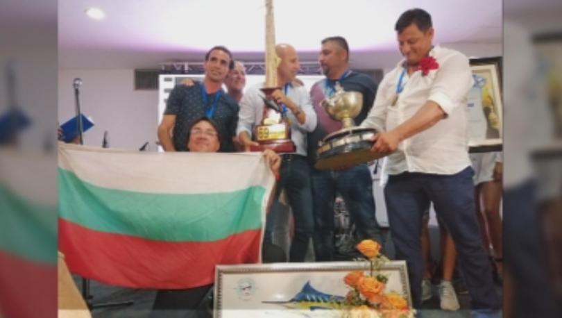 За първи път български отбор спечели известния турнир за улов