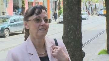 Не избраха Нели Куцкова за председател на Софийския апелативен съд