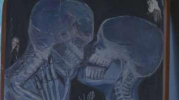 Рентгеново пътешествие на художника Кирил Кацаров разкрива невидимото за очите