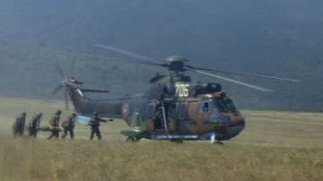 Нов инцидент с военен Кугър - няма пострадали военнослужещи и граждани