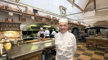 В кухнята на замъка Уиндзор: Къде ще приготвят храната за сватбата на принц Хари