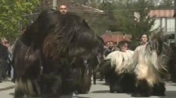 В село Елешница празнуват Кукерски Великден