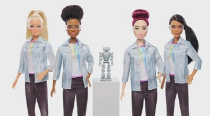Емблематичната кукла Барби вече има нов модел - тя е