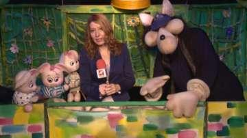 Трите прасенца в Столичния куклен театър беше представена за 600-ен път