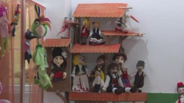 Откриха Музей на театралната кукла в Сливен