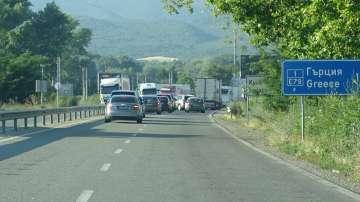 Отново засилен трафик към Гърция на всички гранични пунктове