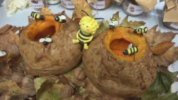 Деца и родители приготвят здравословни специалитети в състезанието Вкусна есен