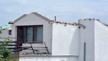 След стихията: Описаха щетите във варненските селата Куманово и Климентово