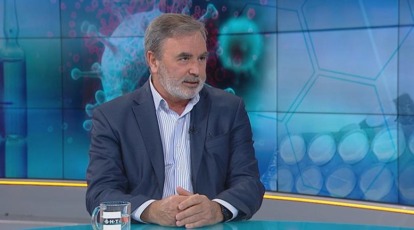 Главният здравен държавен инспектор доц д-р Ангел Кунчев заяви в