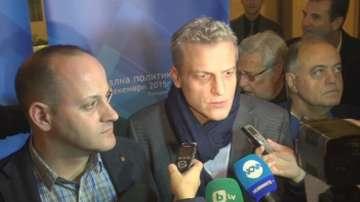 ДСБ в опозиция, Петър Москов остава здравен министър