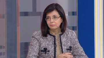 Кунева: Ще продължа да проверявам как се харчат обществени пари във ВУЗ-овете