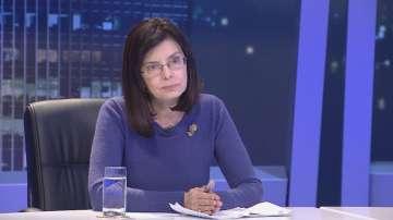 Меглена Кунева в Панорама: Не участвам в аритметики