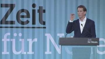 Външният министър на Австрия беше избран начело Народната партия