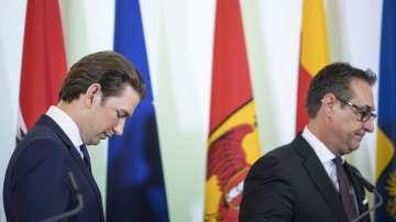 Австрийският канцлер Курц поиска предсрочни избори
