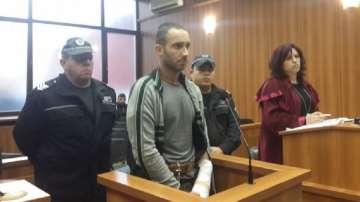 Потвърдиха ареста на Илиян Рангелов, обвинен за убийството на годеницата си