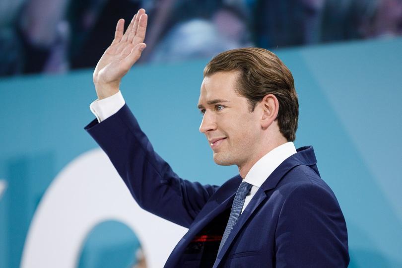 Себастиан Курц печели 38,4% от гласовете на предсрочните избори в Австрия