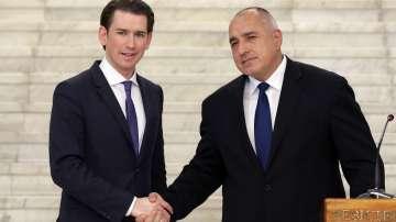 Австрия подкрепя България за присъединяване към Шенгенското пространство