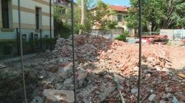Прокуратурата проверява случая със съборената къща на Шнитер в Пловдив