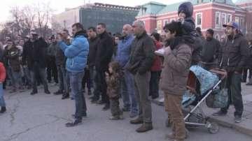 В Кюстендил поискаха повече мерки за сигурност след убийството при меле с роми
