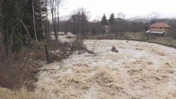 Частично бедствено положение е обявено в кюстендилското село Гърляно