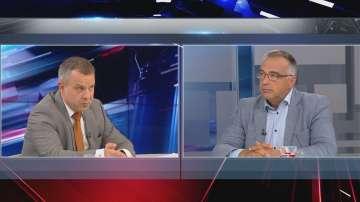 В Още от деня: Антон Кутев в спор с Тома Биков за икономическия растеж