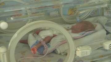 Недоносените деца между аборта и раждането
