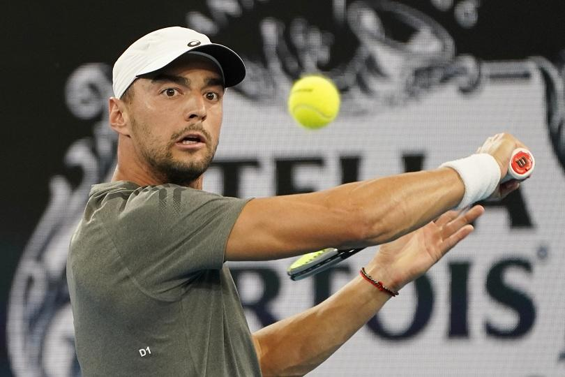 Димитър Кузманов приближи България на успех от четвъртфиналите за ATP Cup