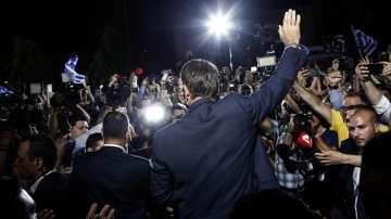 Нова демокрация печели убедително предсрочните парламентарни избори в Гърция