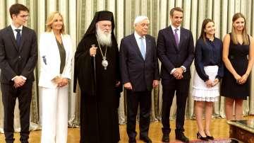 Мицотакис положи клетва като премиер на Гърция