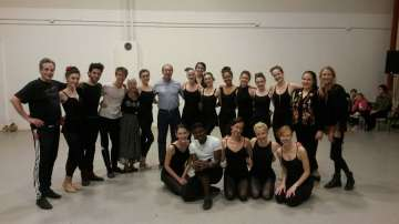 L.A. балет направи програма с български хора̀