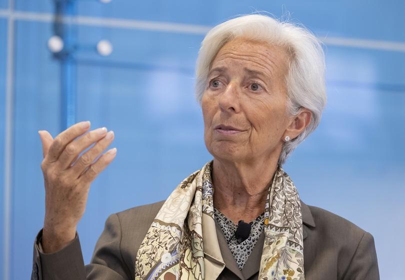 Кристин Лагард подаде оставка като директор на Международния валутен фонд