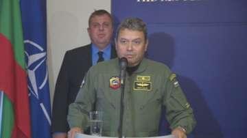 Командирът на авиобаза Граф Игнатиево: Няма бунт