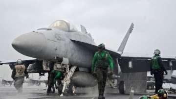 F-18 влиза в конкурса за нов изтребител