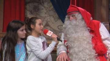Малките репортери на БНТ: Дядо Коледа е много добър човек!