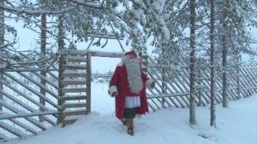 Лапландия посреща туристи за празниците