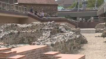 Откриват комплекса Антична Сердика
