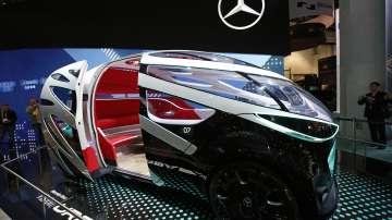 Автомобилните тенденции на изложението в Лас Вегас